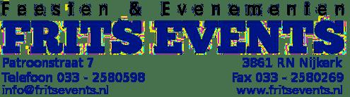 Frits Events | het leukste bedrijf in de buurt!